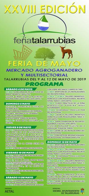 XXVIII Edición Feria de Mayo.
