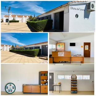 A partir de mañana 1 de septiembre abrimos la oficina de turismo en Talarrubias.