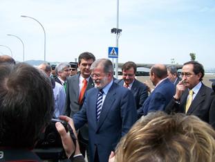 Inauguración del Hospital Siberia Serena y Jornadas de puertas abiertas.