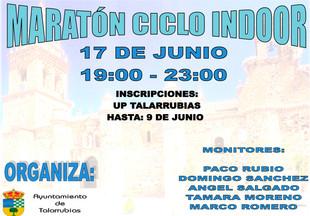 Maratón Ciclo Indoor.