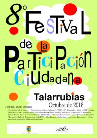 8º Festival de la Participación Ciudadana.