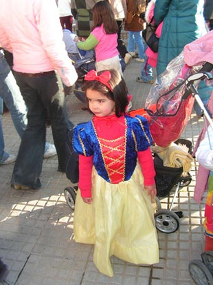 Carnavales 2006.