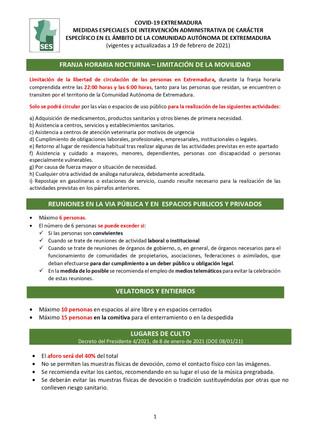 MEDIDAS ESPECIALES DE INTERVENCIÓN ADMINISTRATIVA DE CARÁCTAR ESPECÍFICO.