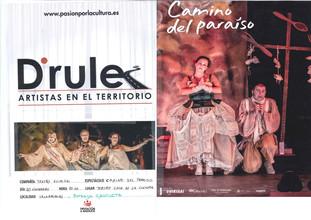 """Teatro: """"Camino del paraíso"""""""