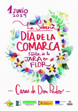 Cambio en la fecha de 'El día de la Comarca'.