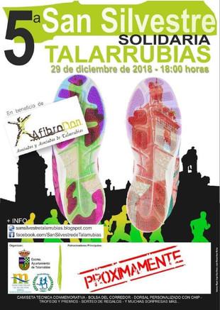5ª San Silvestre Solidaria de Talarrubias.