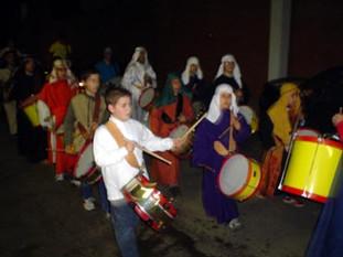 Cabalgata de los Reyes Magos 2006.