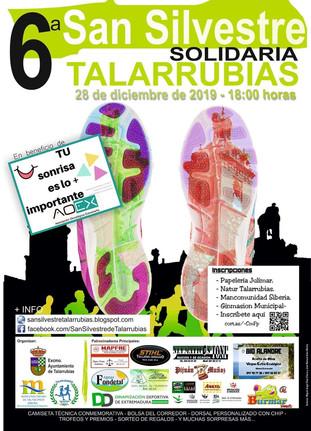 6ª San Silvestre Solidaria de Talarrubias.