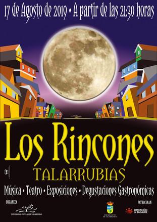 Los Rincones 2019.