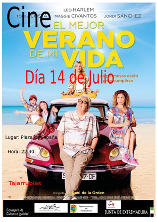 Cine: El mejor verano de mi vida.