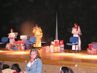 Cabalgata de los Reyes Magos 2007.