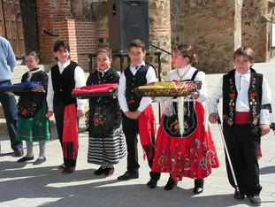 Protocolo de Hermanamiento entre Talarrubias y Contigliano.