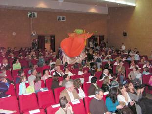 X Aniversario de la Universidad Popular de Talarrubias.