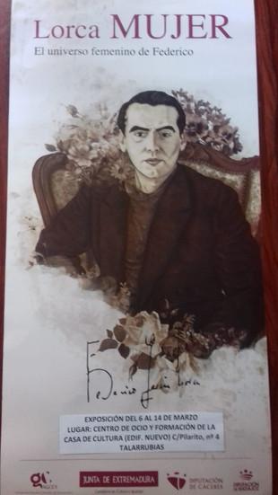 Exposición: Lorca MUJER. El universo femenino de Federico.