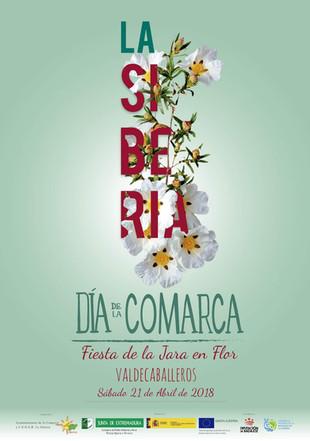 Día de la comarca. Fiesta de la Jara en Flor.
