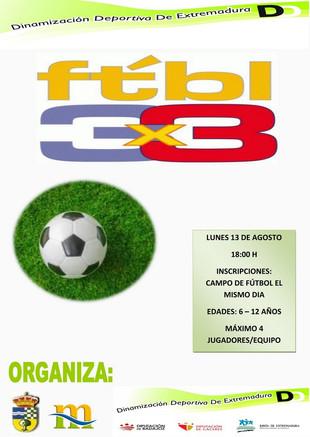 Actividades deportivas para el mes de agosto en Talarrubias.
