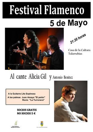 Festival Flamenco 'Feria de Mayo 2018'.