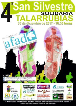IV San Silvestre Solidaria Talarrubias 2017.