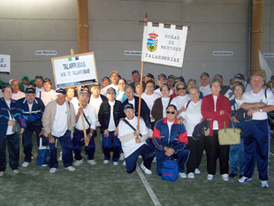 Olimpiada de Mayores en Cáceres.