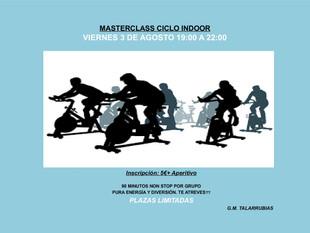 Masterclass Ciclo Indoor.