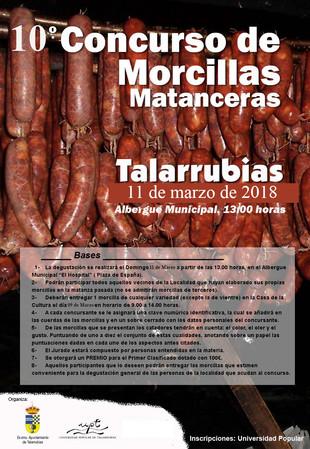 Concursos de Pitarras y Morcillas Matanceras.