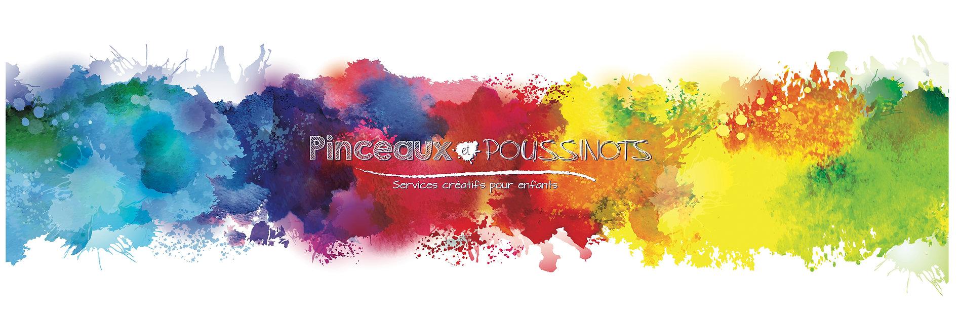 Pinceaux et Poussinots logo