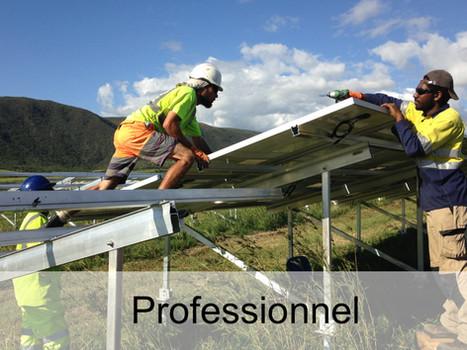 photovoltaïque Nouméa Ambi Energy