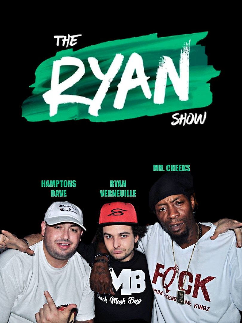 THE RYAN SHOW