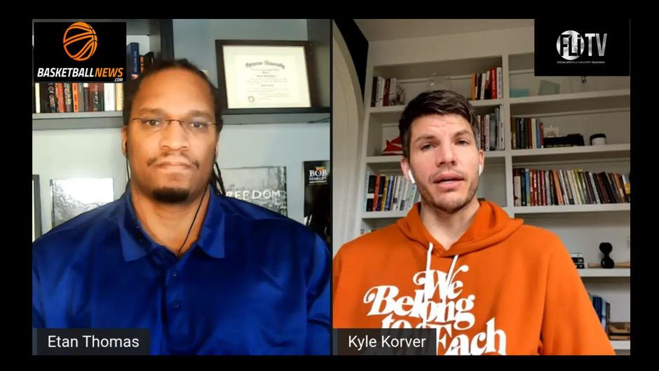 Kyle Korver Weighs in on Social Inequality and White Privilege