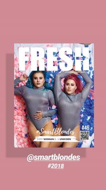 FRESH MAGAZINE COVER 2018