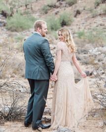 Max + Britt Engagement Photos