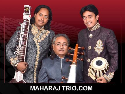 Maharaj Trio,Pandit Vikash Maharaj, Vikash Maharaj
