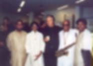 Maharaj Trio,johnhandy,prakashmaharaj,subhashmaharaj,maharaj,johnhandy,vikashmaharaj,maharaj,pandit,jazzopenstuttgart,stuttgart,jazz,open,worldmusic,meeting