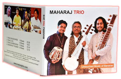 MAHARAJ TRIO CD, CD, MAHARAJTRIO, NEW RELEASE, BUYONLINE, UNTOUCHED MUSIC OF BANARAS