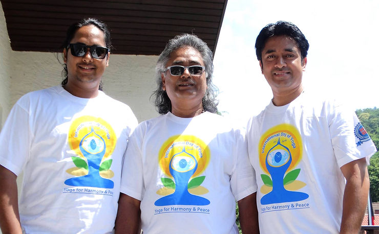 Maharaj Trio, Internationalyogaday,yoga,maharaj,Sarod,Tabla,Sitar,Worldmusic,Indianmusician,India,bestindianband,Classicalmusic,isupportmodi,modi