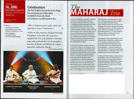 Maharaj Trio live in Dresden_2019