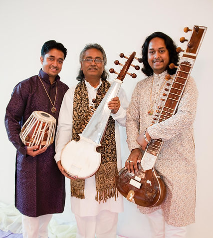 Maharj Trio, Vikash Maharaj, Prabhah Maharaj, Abhishek Maharaj