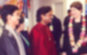 Maharaj Trio,Helenclark,Primeministerofnewzealand,primeminister,newzealand,helen,clark,vikash,maharaj,vikashmaharaj,prabhashmaharaj,panchnaad,diwalifestival,festival,iccr,indiandiplomacy,sarod,sitar,mamtatondon,tabla,yashbharati,padmaawardee,