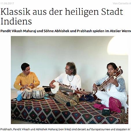 Maharaj Trio