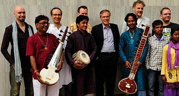 Maharaj Trio,wiseguys,inindia,Germanyembassy,embassy,german,vikashmaharaj,prabhashmaharaj,abhishekmaharaj,newdelhi,india,maharajtrio,trio,maharaj