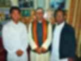 Pandit VikashMaharaj, Janardansinghsigriwal,MP, Memberofparliament,VikashMaharaj,Prabhashmaharaj,Maharaj,visit,SAROD,Maestro,friendship,Maharajganj,BJP,leader,Modigovernment,Bihar,cabinetminister,Minister,SAROD,TABLA,Banaras,Varanasi