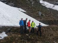 Altopiano dei laghi in alta Val Brembana