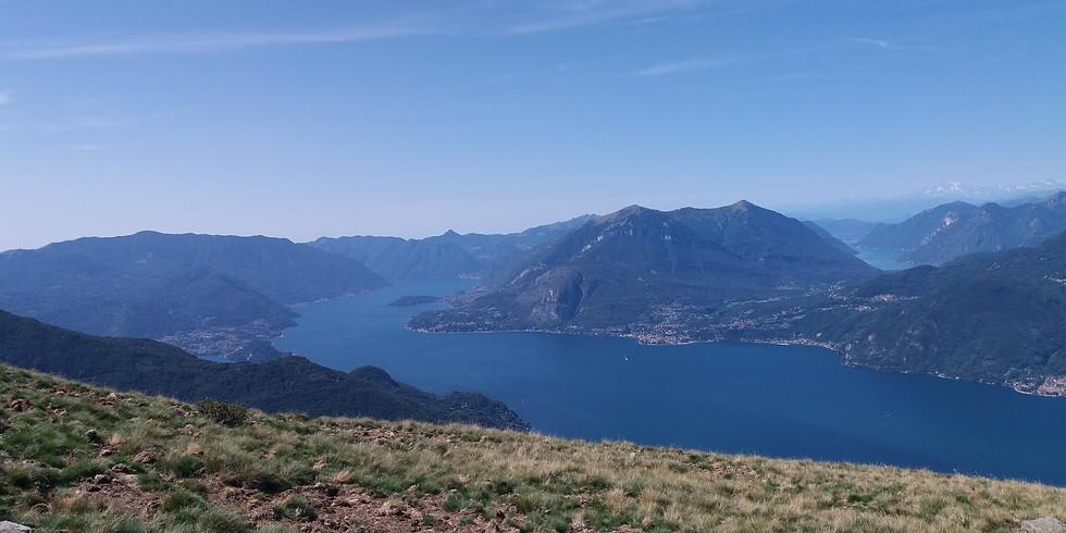 Anello e vetta del Monte Muggio (le prealpi lecchesi) (1)
