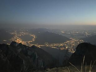 30 marzo 2019 - panorama dal Coltignone