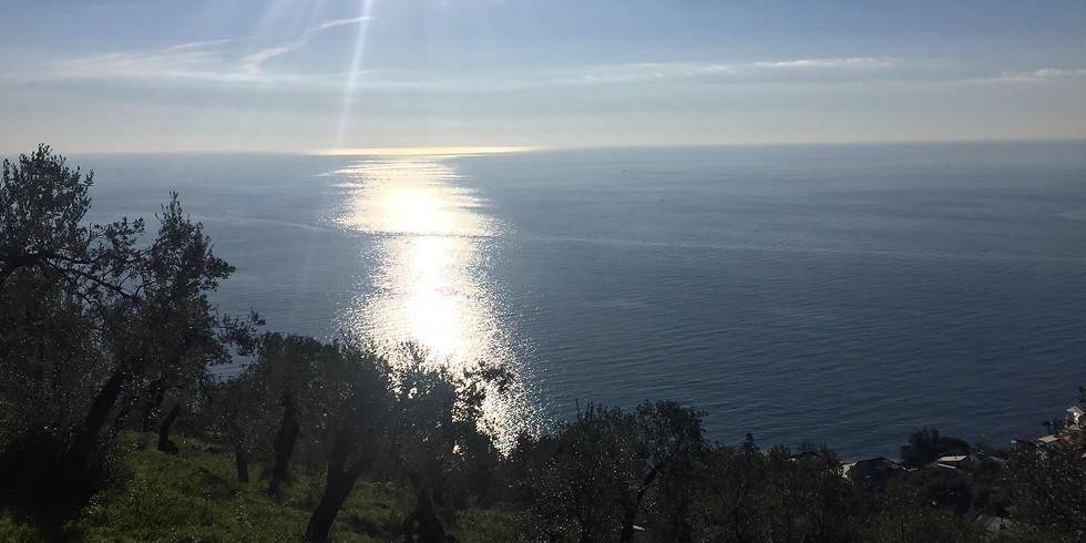 Trekking itinerante in Liguria - 3 giorni