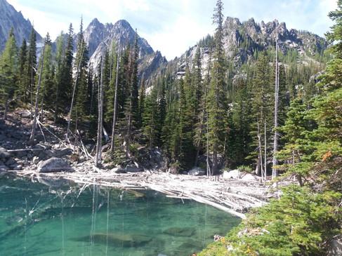Cobalt Lake - Nord America