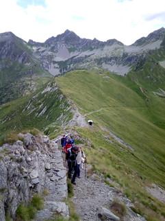 Camminando in Val Tartano