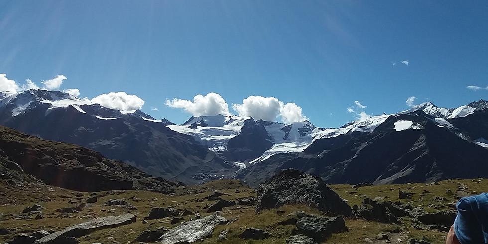 Sentiero Glaciologico dei Forni