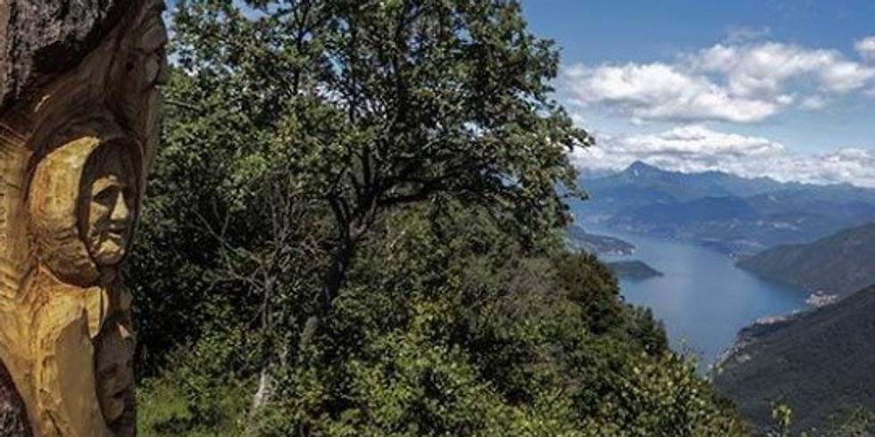 Arte e Natura nella Foresta della val D'Intelvi