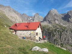 La Capanna Mambretti nel Parco delle Orobie Valtellinesi